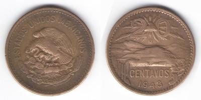20 сентаво 1943 года
