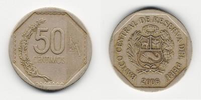 50 сентимо 2006 года
