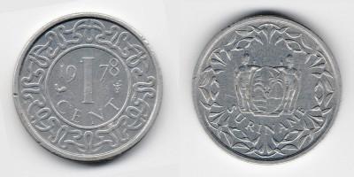1 цент 1978 года