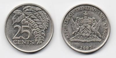 25 центов 2007 года