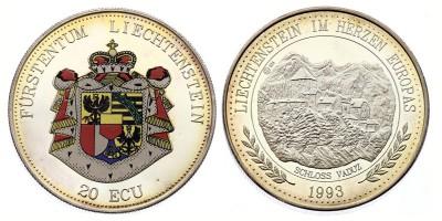 20ECUs 1993
