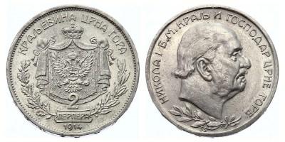 2perpera 1914