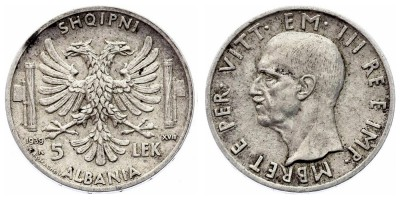 5lekë 1939