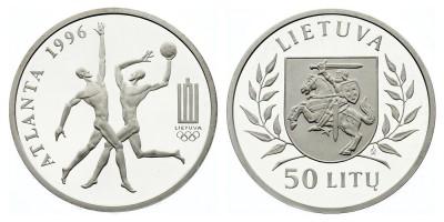 50litas 1996
