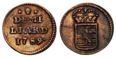 ½liard 1789