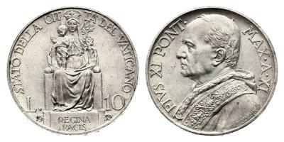 10lire 1932