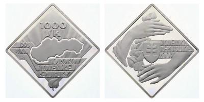 1000korun 2003