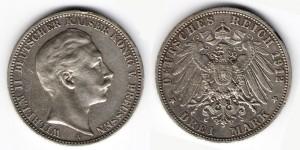 3 марки 1912 года А