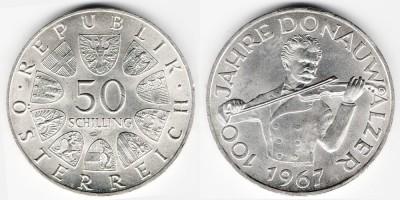 50 schilling 1967