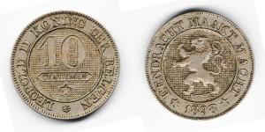 10 сантимов 1898 года