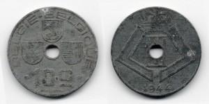 10 сантимов 1944 года