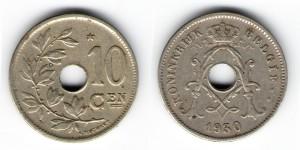 10 сантимов 1930 года