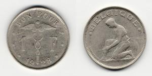 1 франк 1928 года