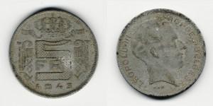 5 франков 1943 года