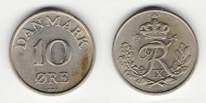 10 эре 1954 года