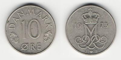 10 эре 1973 года