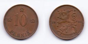 10 пенни 1930 года