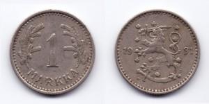 1 марка 1931 года