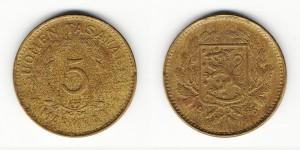 5 марок 1946 года