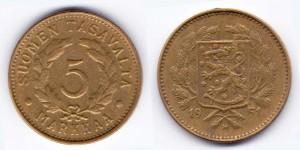 5 marcos 1951