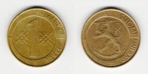1 марка 1993 года
