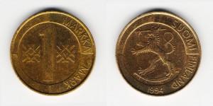 1 марка 1994 года