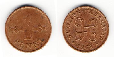 1 penni 1968