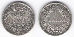 1 марк 1915 А
