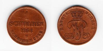 1 шварен 1858 года