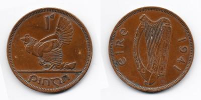 1 penny 1941