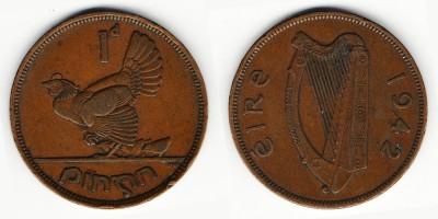 1 penny 1942