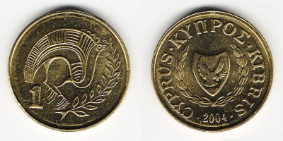 1 cent 2004