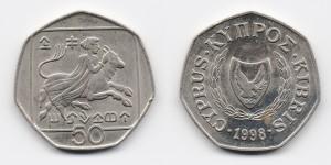 50 центов 1998 года