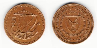 5 mils 1963