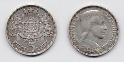 5 lati 1929