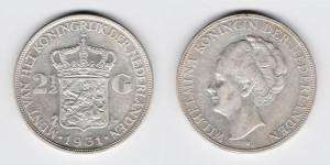 2 1/2 гульдена 1931 года