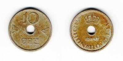 10 öre 1947