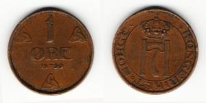 1 эре 1930 года