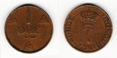 1 öre 1930