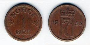 1 эре 1953 года
