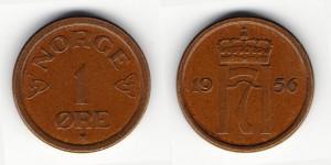 1 эре 1956 года