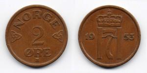 2 эре 1953 года