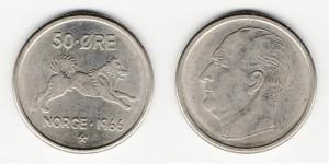 50 эре 1966 года