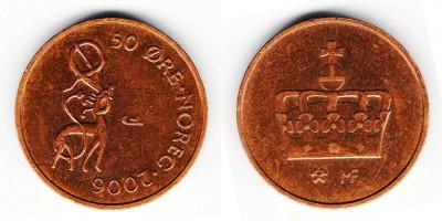 50 öre 2006