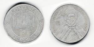 1000 лей 2003 года