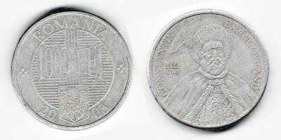 1000 lei 2003