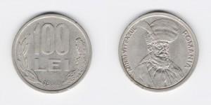 100 лей 1993 года