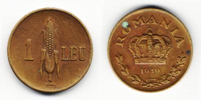 1 leu 1939
