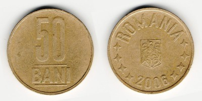 50 bani 2006