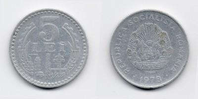 5 lei 1978